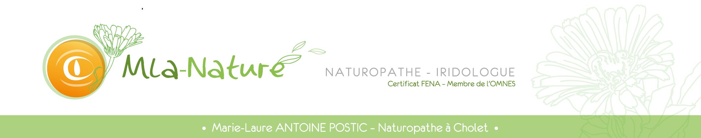 Marie-Laure ANTOINE POSTIC – Naturopathe à Cholet